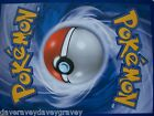 POKEMON CARDS *RISING RIVALS* COMMON CARDS