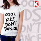 T-shirt One direction - maglietta COOL KIDS DON'T DANCE modello Donna bellissima
