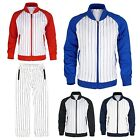 Mens Womens Running jogging Track Suit warm up pants jackets gym training wear B