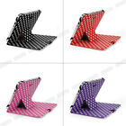 "Housse support polka dot pour Samsung 10.1"" Galaxy tab 2 P5100 P5110 4x couleurs"