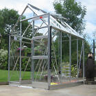 Elite Aluminium High Eaves Greenhouse