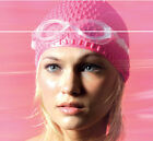 Aquarapid Extra Thick Silicone Swimming Cap for Extra Long Hair