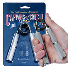 5 Ironmind Captains of Crush CoC  grippers all sizes