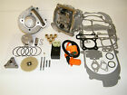 100cc Big Bore Kit, Performance Coil CDI GY6 50cc 139QMB 50mm Chinese Scooter