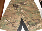 US ARMY AIRBORNE INFANTRY COMBATANT MMA PT  NEW CAMO FIGHT / BOARD SHORTS  S-5XL
