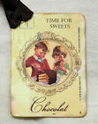 Hang Tags  TIME FOR SWEETS KIDS CHOCOLATE CAKE MAGNET #67  Gift Tags