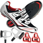 Venzo Road Bike For Shimano SPD SL Look Cycling Bicycle Shoes & Pedals