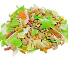 PREMIUM FISH MIX - (500g - 10kg) - Flake Pellet Stick Floating Koi Pond Pet Food