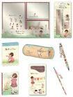 Belle and Boo-Stationery Pen Pencil  Case Coloured Pencils Notebook and more