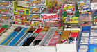 Vintage Old Baseball Cards - Unopened Packs from Wax Box Case Huge 100 Card Lot