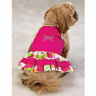 East Side Collection Garden Floral Dog Sundress Dress XXS S M L XL