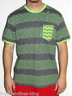 American Rag Shirt New Mens Slim Crew Tee Green Grey Choose Size