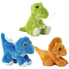Aurora Soft Toy Gifts - Dreamy Dinosaur 12in Green Blue Orange Plush