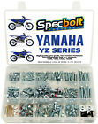 250pc Bolt Kit Yamaha YZ 80 85 125 250 WR YZ125 YZ250 plastics body engine frame