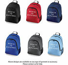 DEATH TO HIPSTERS College School Retro Backpack Gym Bag - BAGGY INDIE SWAG