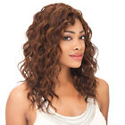 Sensationnel Start 2 Finish 100% Human Weaving Extension Hair Deep Spiral 16""