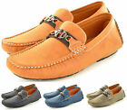 New Mens Designer Casual Loafers Moccasins Slip on Shoes Avail. UK Sizes 7-11