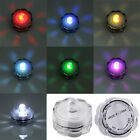 Color Submersible Led Tea Light Waterproof Decoration Underwater Candle Wedding