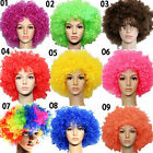 Funny Wig Clowns Fans Wig Theater Wig Party Adult Child Halloween costume Wig