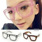 New Fashion Retro Womens' Accessories Transparent Lens Optical Spectacle Glasses