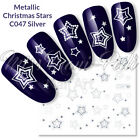 Nail Water Decals Transfers Stickers Christmas Xmas Santa Snowflakes Selection <br/> BUY 3 GET 3 FREE・Add 6 to basket on eBay UK・Mix &amp; Match