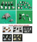 DOLLS HOUSE PET CATS, ALSO PET BED MINIATURE 12th SCALE, ANIMAL,  NEW JULIE ANNS