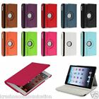 360° Rotating PU LEATHER CARRY Book COVER CASE STAND flip Apple iPad Mini 7.9