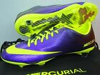 NIKE MERCURIAL VAPOR IX FG 9 FOOTBALL SOCCER BOOTS CLEATS FIRM GROUND