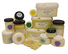 pure shea butter benefits - Organic Butters 100% Pure RAW Fresh Natural 2oz 4 oz  up to 12 Lb Free Shipping