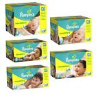 Pampers Swaddlers Disposable Diapers Economy Box Pack Plus size 1, 2, 3, 4, 5