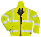 Portwest GT13 - GORE-TEX High Visibility Bomber Jacket - Yellow