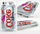 diet coke coca cola iphone 4 4s 5 5s 5C case cover limited edition by M Jacobs