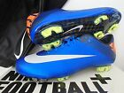 NIKE MERCURIAL VAPOR SUPERFLY III FG ELITE FOOTBALL BOOTS SOCCER CLEATS