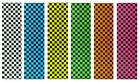 "Skateboard Checker Grip Tape 9"" x 33"" Multiple Colors to Choose image"