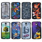 Vivid 3D Vision Effect Hard Back Case Cover Skin for Samsung Galaxy S4 SIV i9500