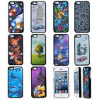 Vivid 3D Vision Effect Back Hard Case Cover Skin Protector for iPhone 5 5G 5S