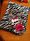 Monster High Persinalized Throw
