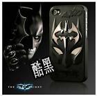 New Deluxe 3D Cool Batman Hard Back Cases Covers Skins For iPhone4 4G 4S BF01