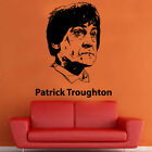The Second Doctor Who  Patrick Troughton Decal Vinyl Wall Sticker (FTT15)