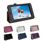 Folio Folding PU Leather Case Cover with Stand for ASUS MeMO Pad HD 7 ME173X Tab