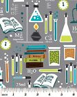 Chemistry Science Fabric Chemical School University College Cotton 100% Cotton