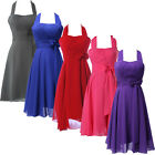 New Formal Short Evening Gown Party Prom Ball Bridesmaid Dress Size6-20 in stock