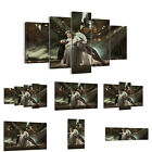 Canvas Picture 30 Shapes Print angels woman theater opera 2588 UK