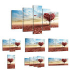 Canvas Picture 30 Shapes Print abstraction autumn tree leaf 2609 UK