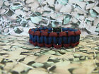 Royal Welch Fusiliers 550 Paracord Survival Bracelet / Dog Collar Military RWF