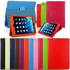For Apple iPad Air iPad 5 PU Leather Stand Case 2-fold Cover