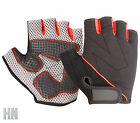 GRIP PADDED GYM GLOVES TRAINING FITNESS SPORTS CYCLING CYCLE RETRO FUNKY BIKE