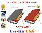 Seidio LEDGER Wallet Flip Case for the Samsung Galaxy Note 3 (Dark Gray or Red)