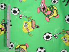 SpongeBob Squarepants cotton quilting fabric - *Choose design & size