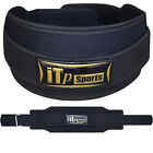 """Weight Lifting Belt Body Building Gym Fitness Exercise Back Support Belt 6"""""""